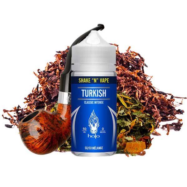 Turkish Tobacco de Halo - Tabaco turco curado semidulce