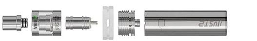 iJust 2 Mini - piezas
