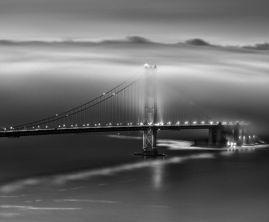 Puente Golden Gate. San Francisco, California