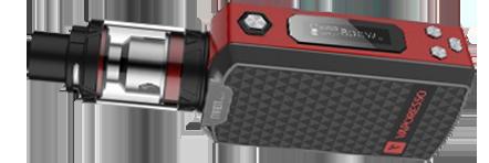 Vaporesso Tarot Nano kit - perfil