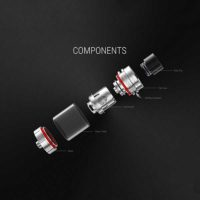Smok TFV8 X Baby componentes