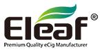 Logo cigarrillos electrónicos Eleaf