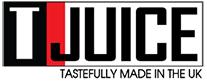 Logo aromas TJuice