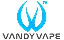 Logo cigarrillos electrónicos Vandy Vape