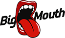Logo aromas Big Mouth