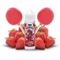 Alien Pops Strawberry