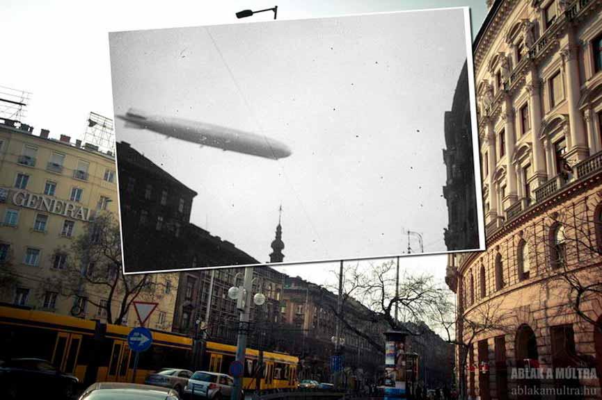 Historia de Budapest