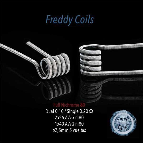 Spirit Coils Freddy Coils