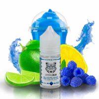 Crystal Bear Blue Razz Lemon Lime Polar Slush
