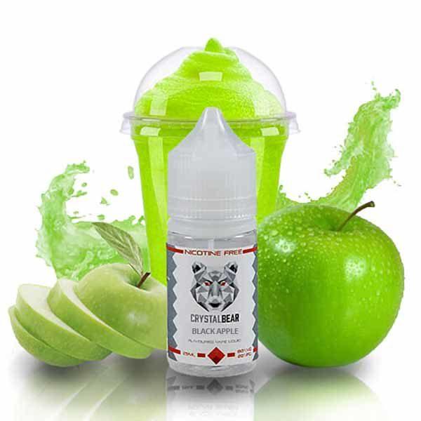 Crystal Bear Black Apple Polar Slush
