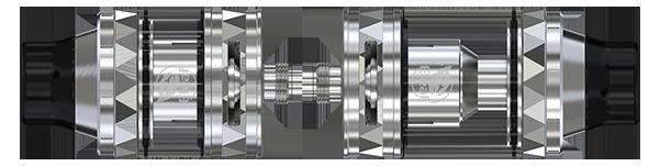 Eleaf Ello TS - capacidad extensible a 4ml