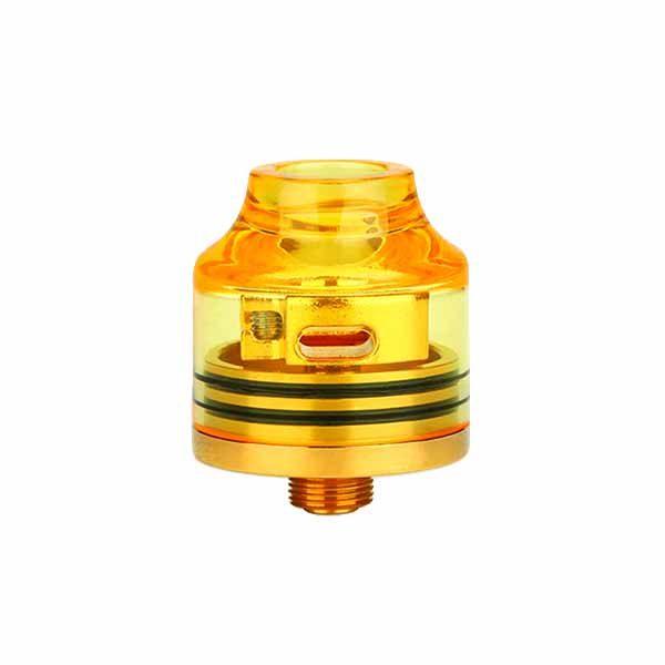 Wasp Nano RDA transparente dorado
