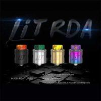 Vandy Vape Lit RDA colores