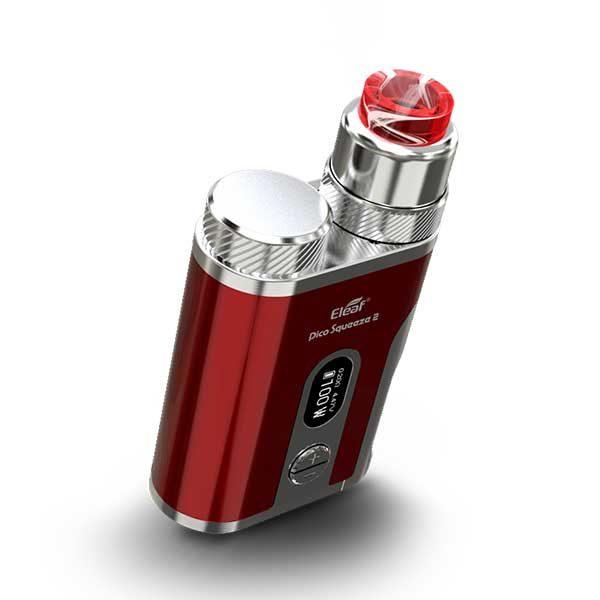 Eleaf Pico Squeeze 2 kit rojo