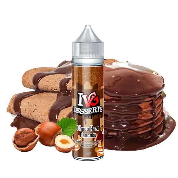 I VG Choco Haze Pancake