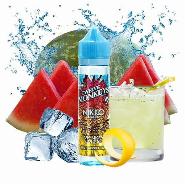 Twelve Monkeys Nikko Iced
