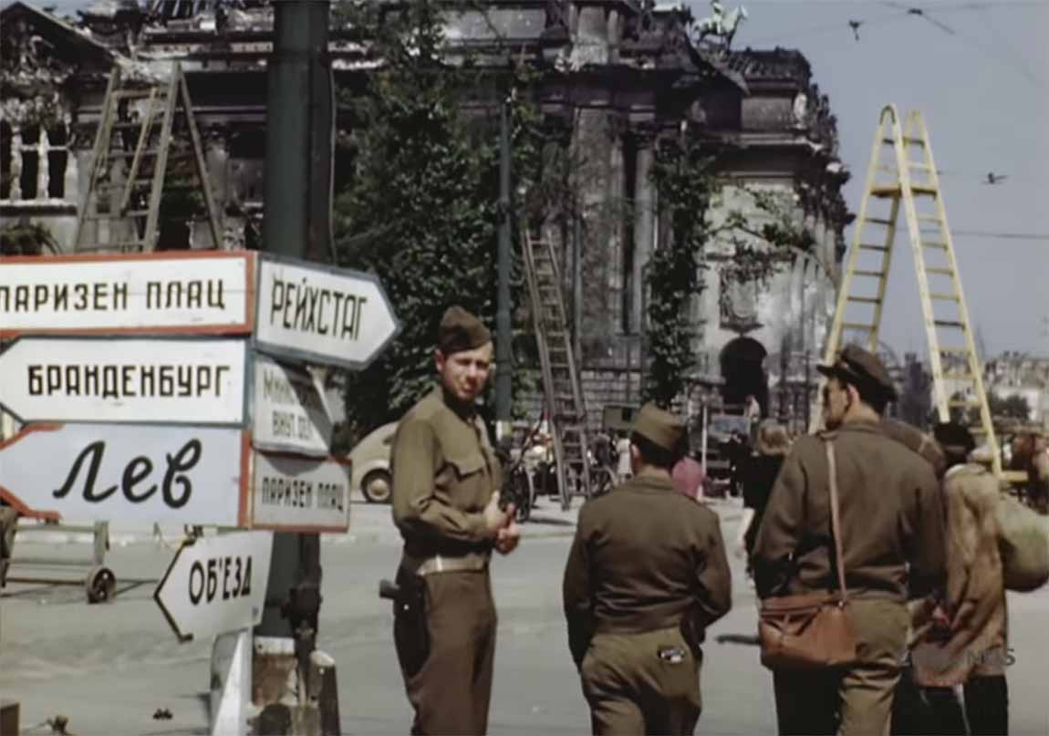 Berlín, 1945