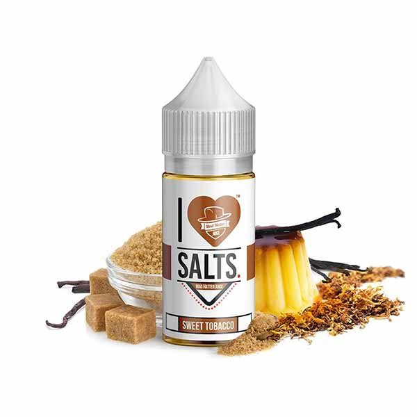 I Love Salts Sweet Tobacco