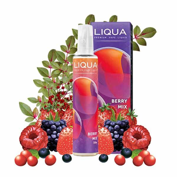 Liqua Berry Mix