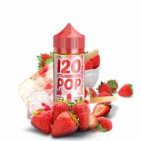 Mad Hatter Strawberry Pop