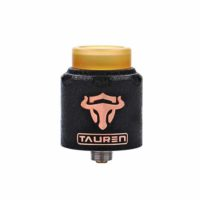 Thunderhead Creations Tauren RDA negro cobre
