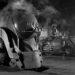 Fotografías nocturnas de las últimas locomotoras de vapor en Estados Unidos a finales de la década de 1950 - Ogle Winston Link