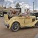 Fotografía callejera coloreada de la primera mitad del siglo XX