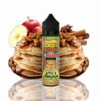 Apple Cinnamon Pancake Factory
