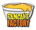 Pancake Factory White Chocolate Snikkers