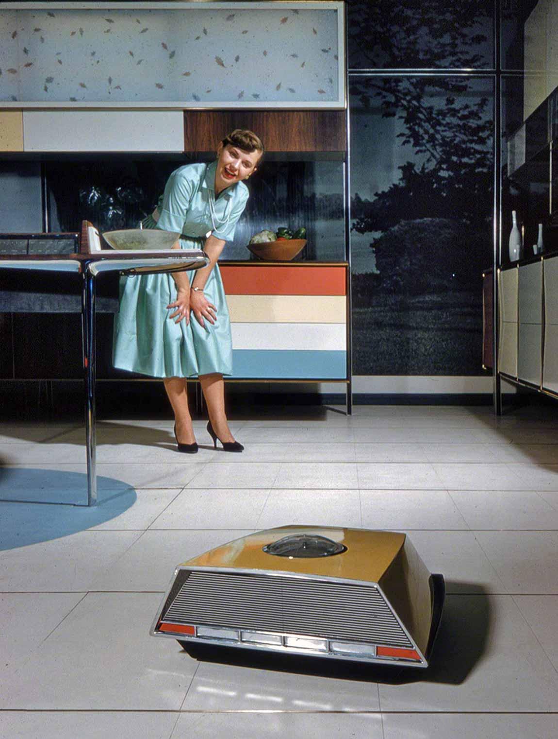 Robo Vac - Exposición Nacional Americana en Moscú, 1959