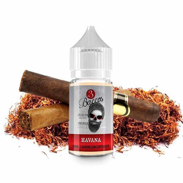 3 Baccos Aroma Havana