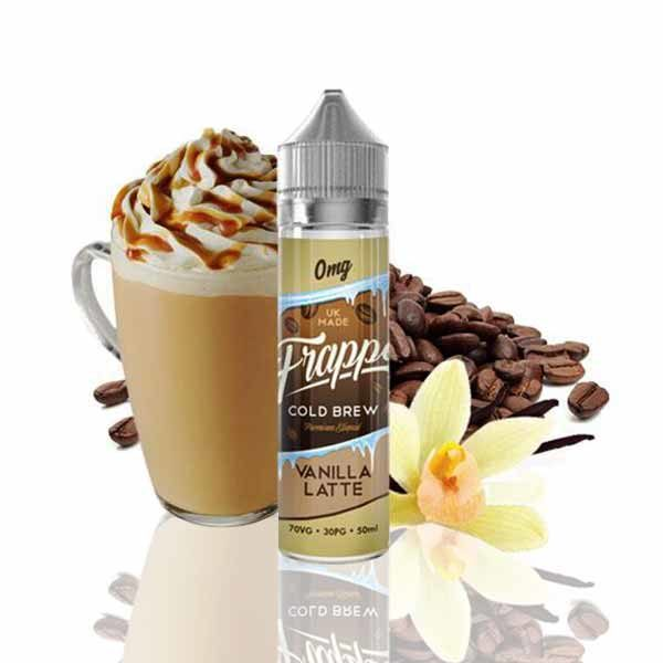 Vanilla Latte Frappe