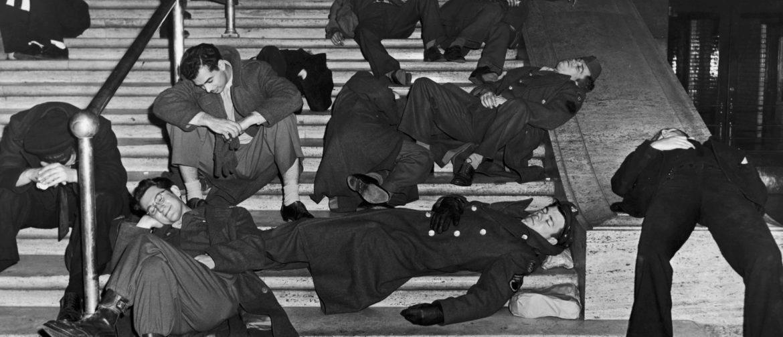 Año Nuevo, 1940