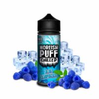 Moreish Puff Blue Raspberry