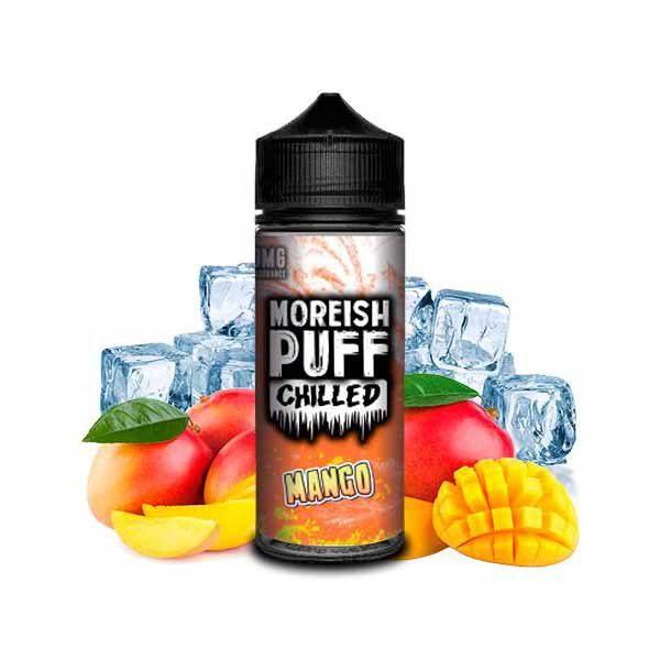 Moreish Puff Chilled Mango