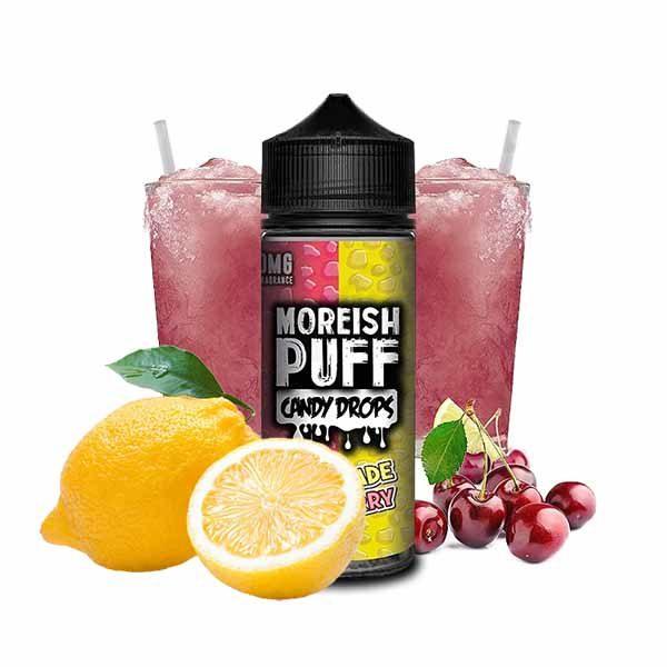 Moreish Puff Lemonade Cherry