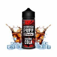 Moreish Puff Original Cola