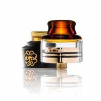 Trinity Glass Cap DotRDA single coil