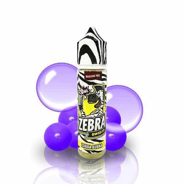 Zebra Zubba Bubba
