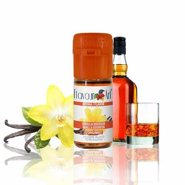 Flavour Art Vanilla Bourbon