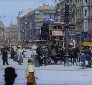 Berlín y Munich en la década de 1910