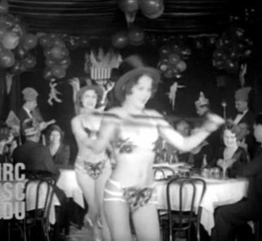 Nightclub Chicago 1931