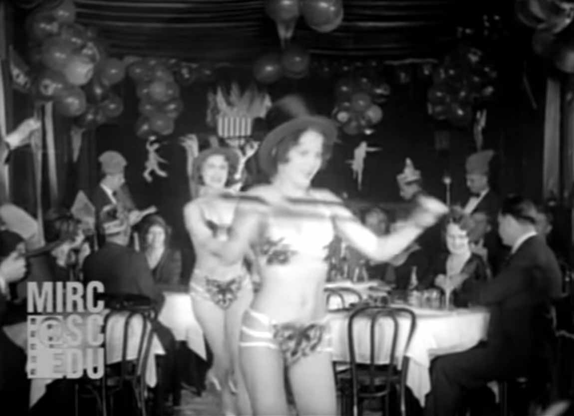 Nightclub Chicago 1931