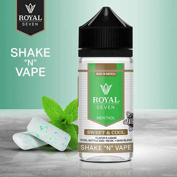 Royal Seven Menthol Sweet Cool