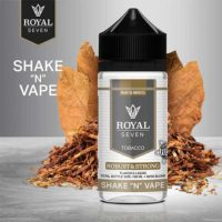 Royal Seven Robust Strong Tobacco