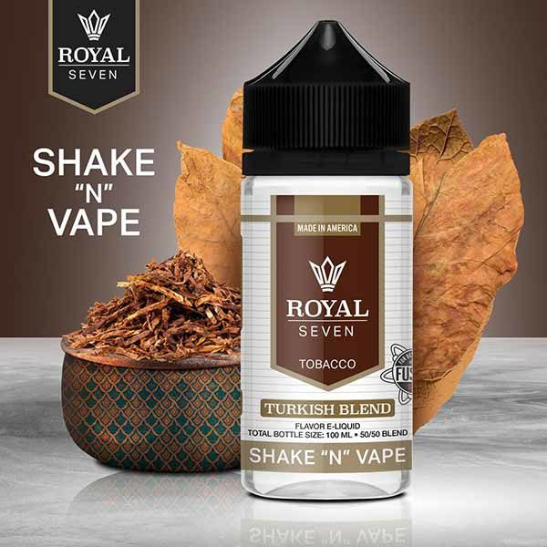 Royal Seven Turkish Blend Tobacco