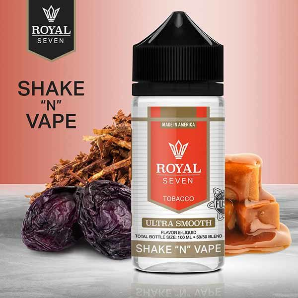 Royal Seven Ultra Smooth Tobacco