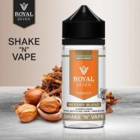 Royal Seven Woodsy Blend Tobacco