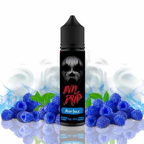 Evil Drip Blue Razz