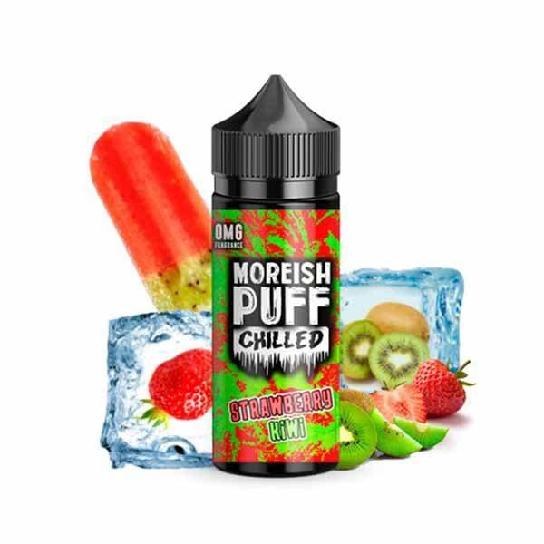 Moreish Puff Chilled Strawberry Kiwi